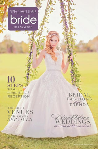 b776075acc1f Spectacular Bride of Las Vegas Vol. 28, No. 3 by Bridal Spectacular ...