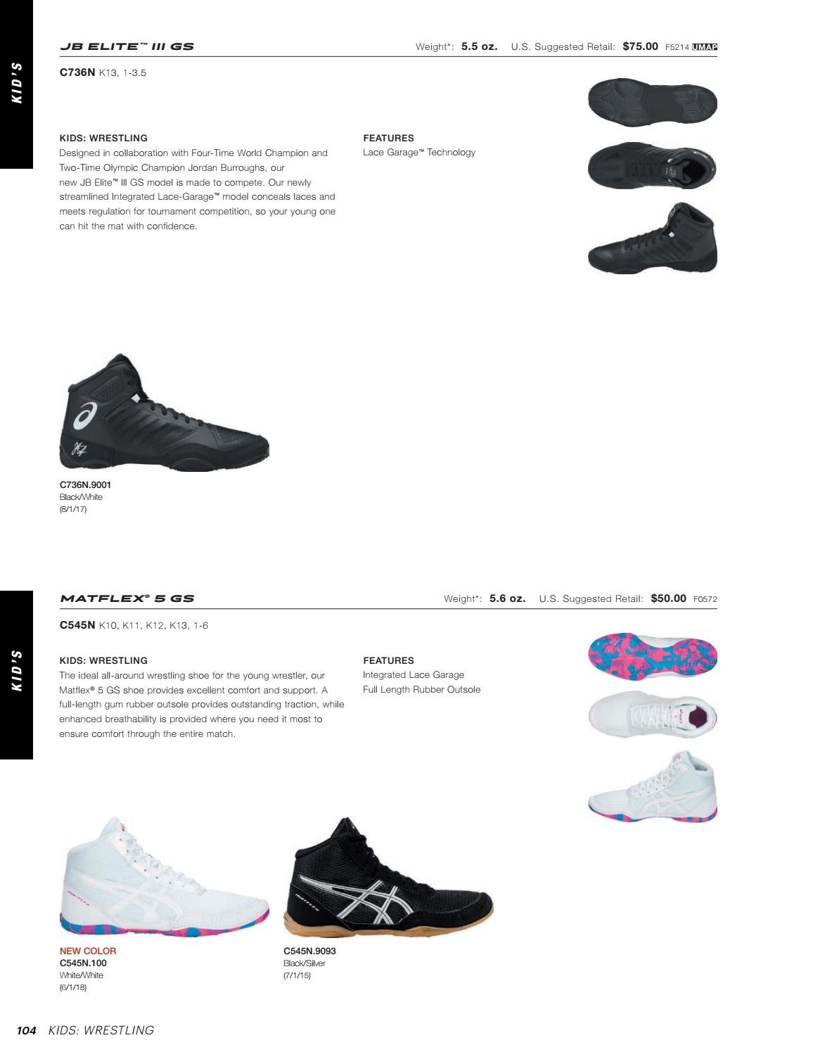 Asics Autumn Winter 2018 Team Catalog by Team Connection - issuu e0506bb1a