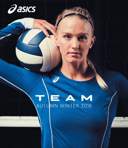 Asics Autumn Winter 2018 Team Catalog by Team Connection - issuu 196ad80cf879