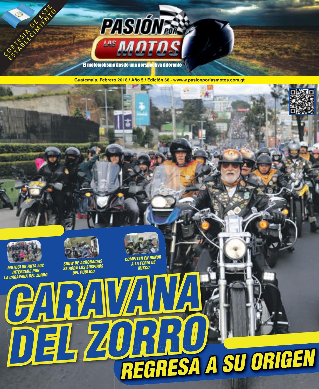 Pasión Por Las Motos No 68 By Periódico Pasión Por Las
