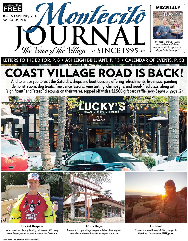 ca2f75e401e Coast Village Road is Back! by Montecito Journal - issuu