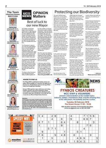 Page 2 of News and Opinions