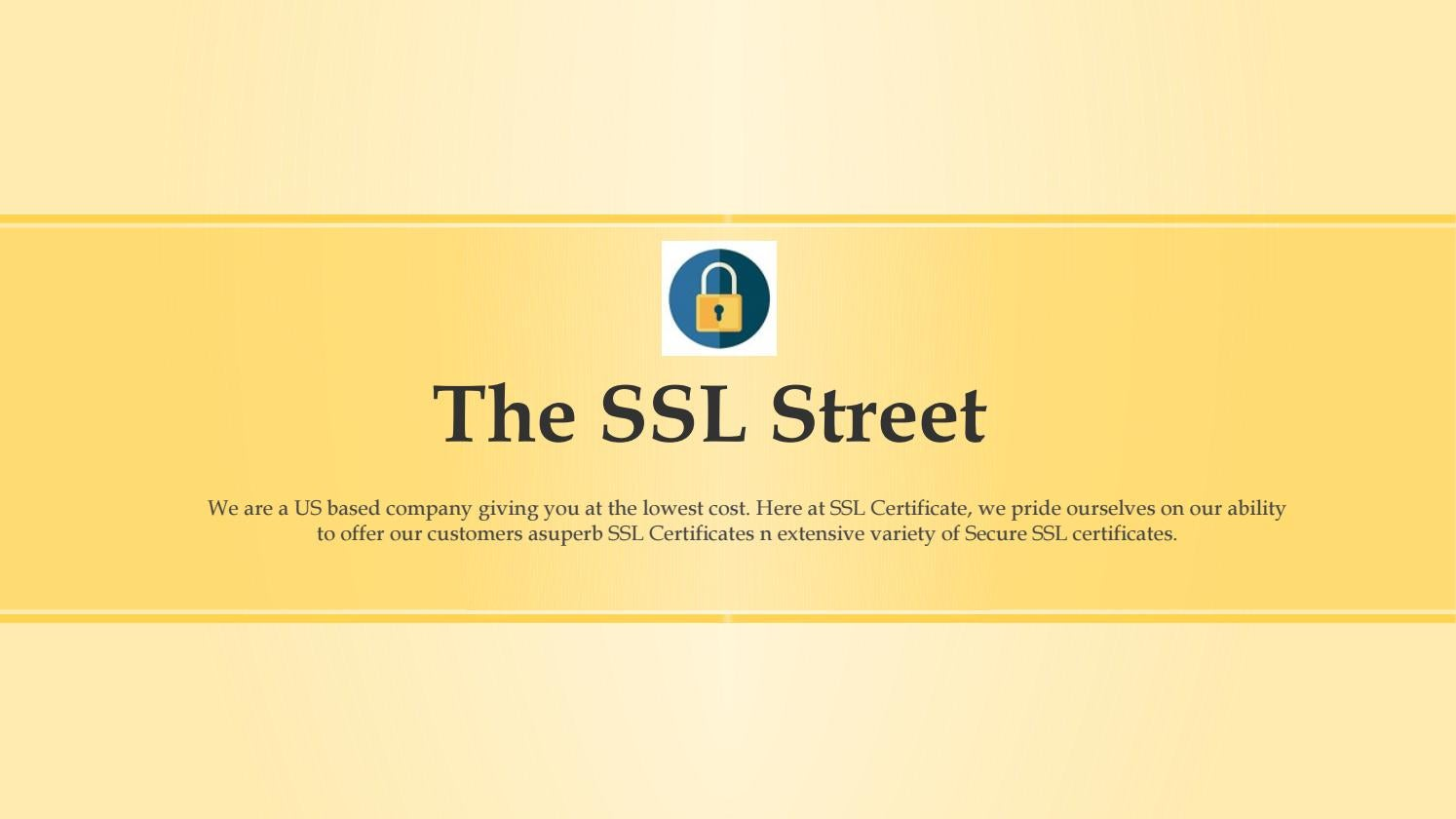 The Best And Cheap Secure Online Transaction With Comodo Instant Ssl