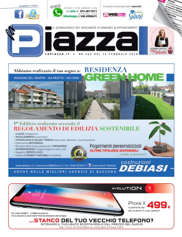 la Piazza Bassano 565 by la Piazza di Cavazzin Daniele - issuu ca5269841a9