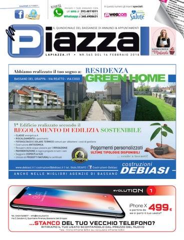 premium selection fbe48 ac527 la Piazza Bassano 565 by la Piazza di Cavazzin Daniele - issuu