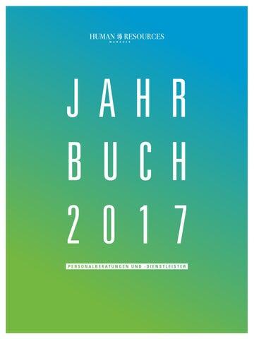 HR-Jahrbuch 2017 by Quadriga Media Berlin GmbH - issuu