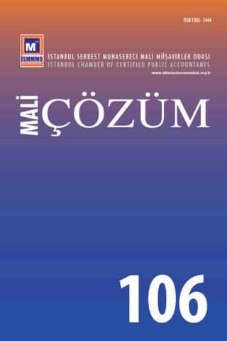 Malicozum106 By Istanbul Smmm Odası Issuu