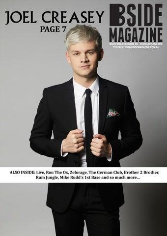 f07dd998d32ae5 BSide Magazine  106 by BSide Magazine - issuu