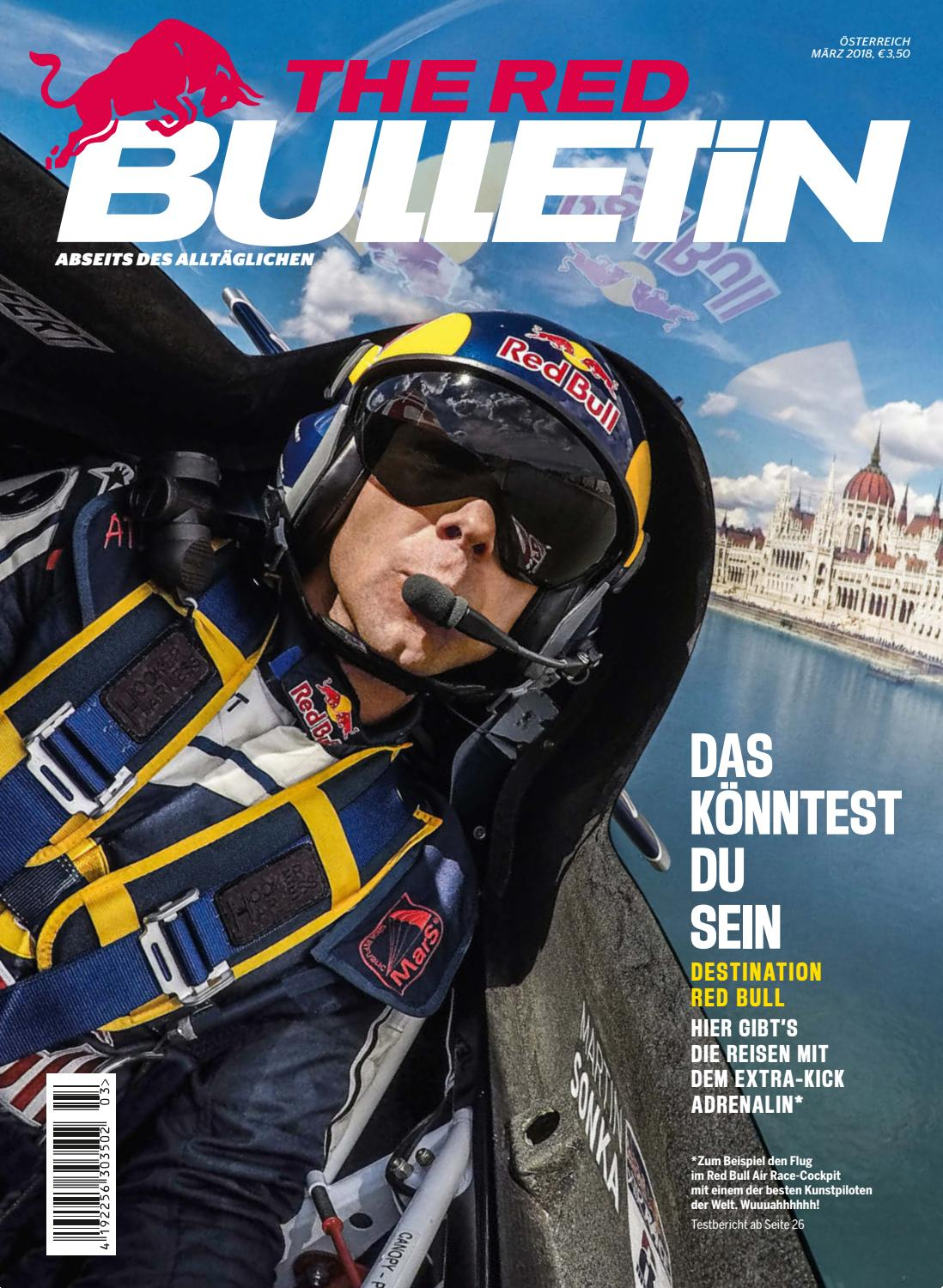 The Red Bulletin März 2018 - AT by Red Bull Media House - issuu