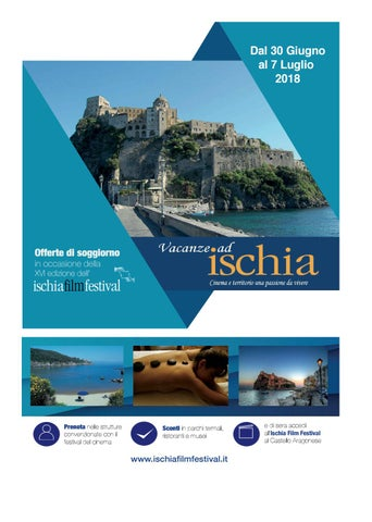 Vacanze ad Ischia - Ischia Film Festival 2018 by Ass. Cult ...
