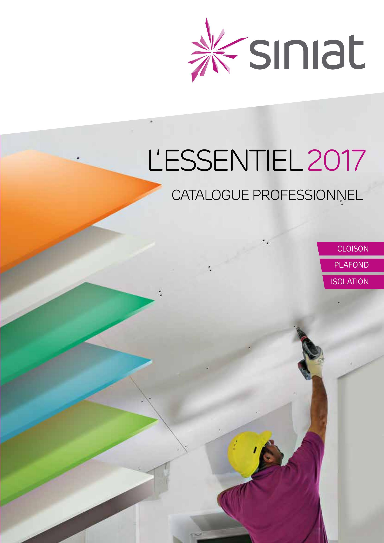 Essentiel Catalogue Produit By Bigmatfrance Issuu