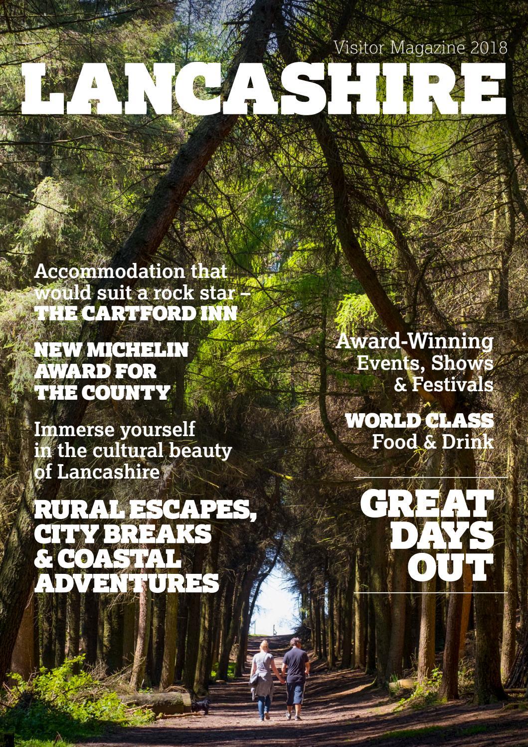 Visit Lancashire Magazine 2018 by Visit