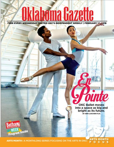 801d082b397 En Pointe by Oklahoma Gazette - issuu