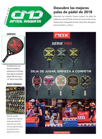 f9873aa9f Cmdsport novedades padel 2018 by cmdsport - issuu