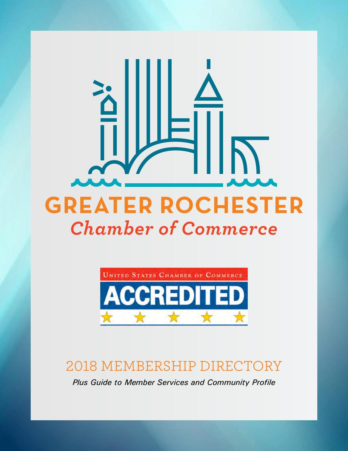 2018 Greater Rochester Chamber Of Commerce Membership Directory By Engine Wiring Harness Generator 105a Compact Laminated Contacts Spring Issuu