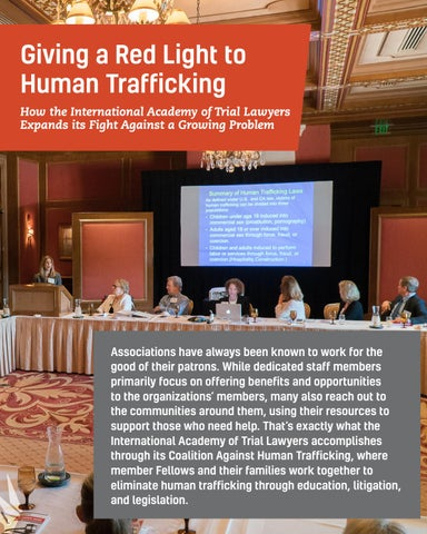Page 6 of Giving a Red Light to Human Trafficking