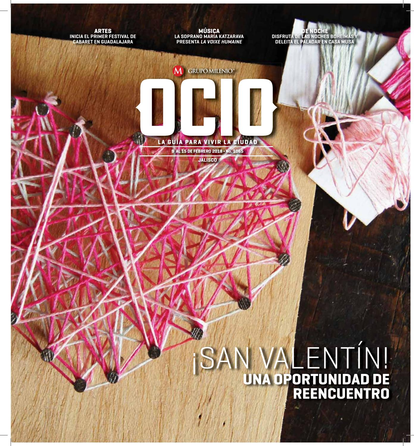 Ocio 1065 by Ocio Guadalajara - issuu