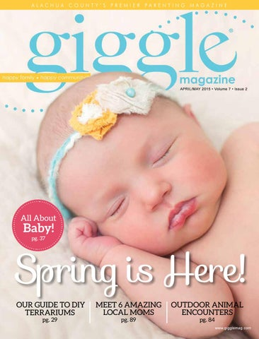 Giggle Magazine April May 2015 by Irving Publications bf5ecbb36