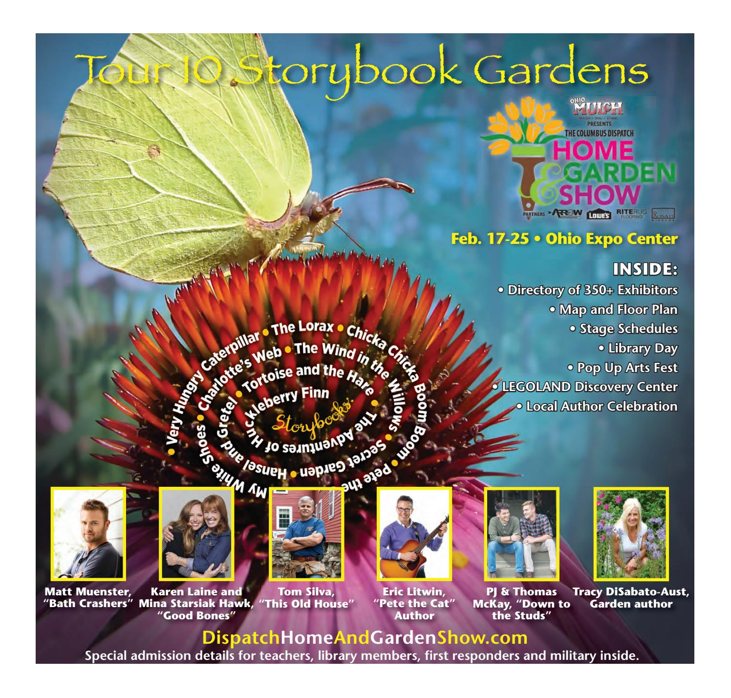2018 Spring Home Garden Show Event Guide By The Columbus Dispatch Issuu