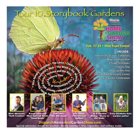2018 Spring Home U0026 Garden Show Event Guide By The Columbus Dispatch ...