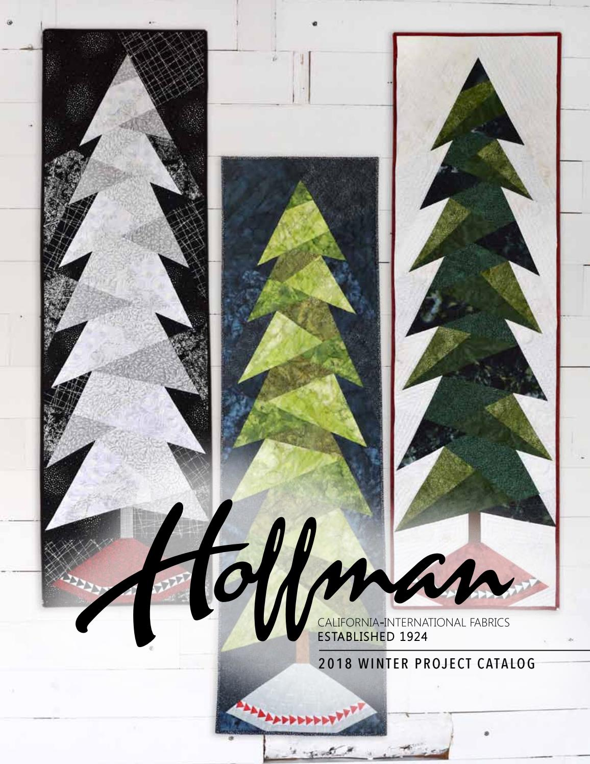 "Call of the Wild December Deer Digital Panel Hoffman Fabrics 28 x 42/"" Q4460H-597"
