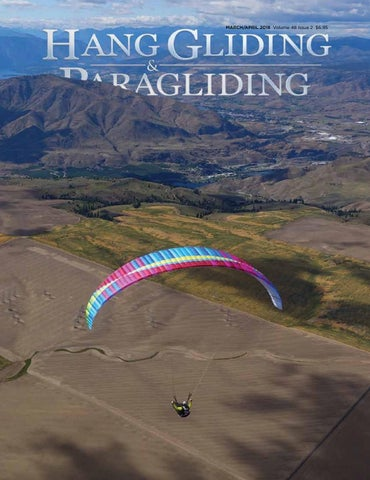 Hang Gliding & Paragliding Vol48-Iss2 Mar-Apr 2018 by US