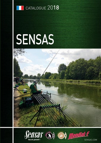 e40e6873e85c Sensas Catalogue 2018 by French-3D - issuu