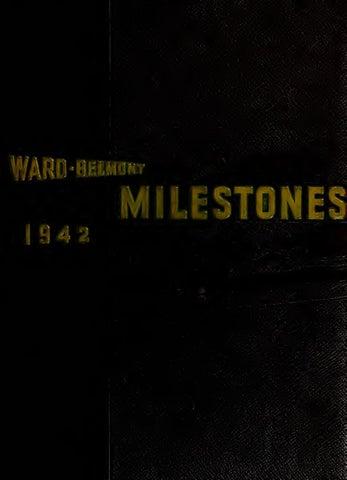 d1d21e5666c1 Milestones 1942 by Belmont Digital Repository - issuu