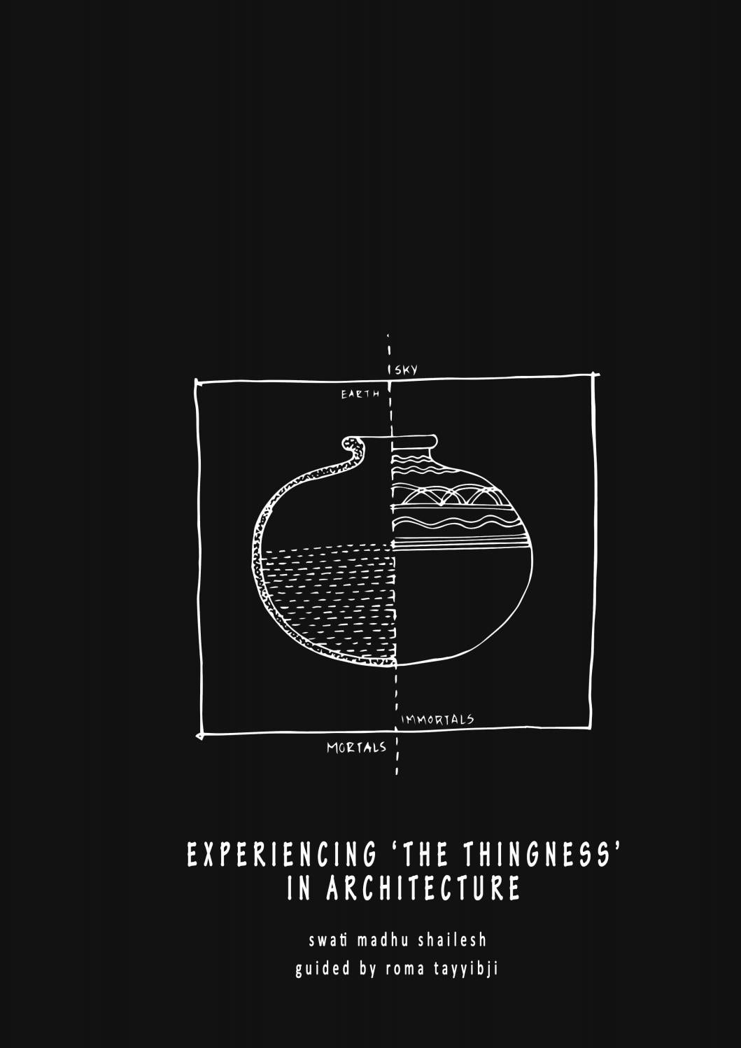 Architectural Thesis: Experiencing