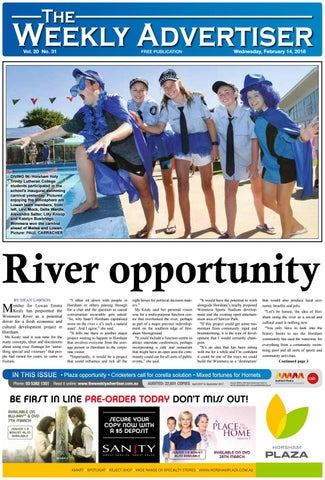 527304a0ea8164 The Weekly Advertiser - Wednesday