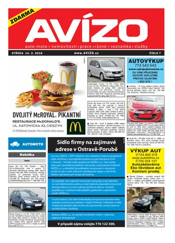 AVÍZO č. 7 2018 by AVÍZO - issuu 94c006ff27