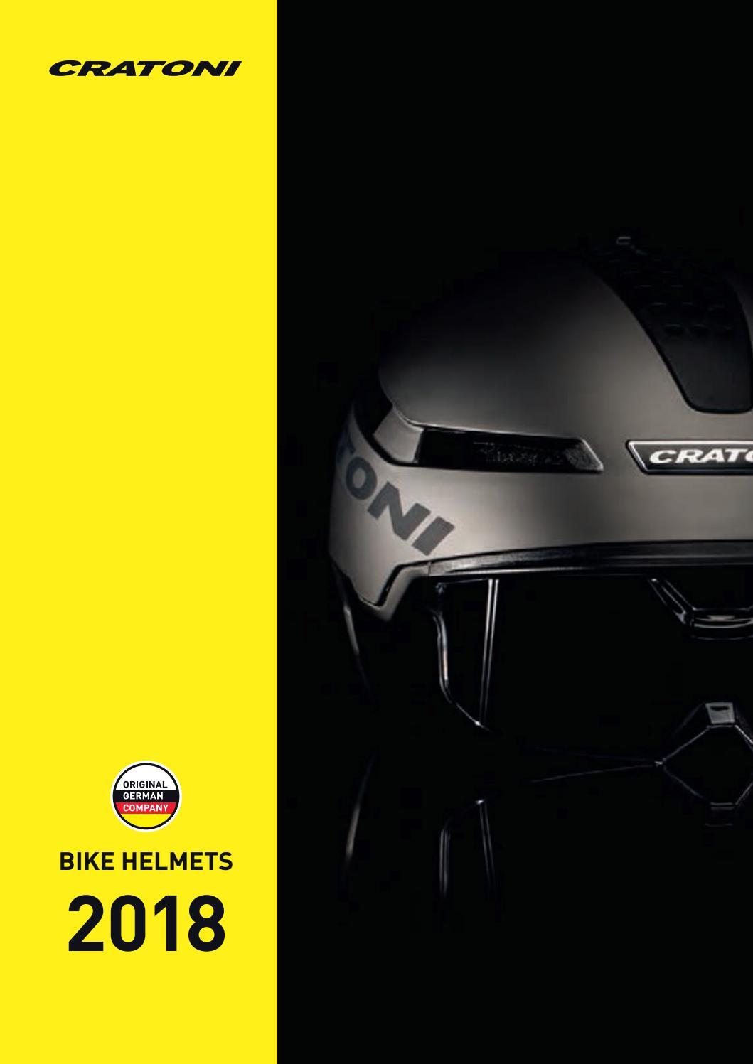 für Commuter//Evo//C-Loom ab 2018 1 S Typ G CRATONI 130301D5 Helm-Rücklicht sz