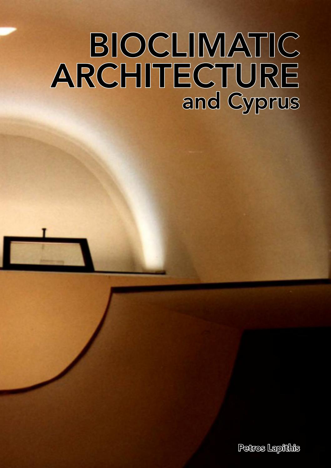 Bioclimatic architecture and cyprus by petros lapithis issuu fandeluxe Choice Image