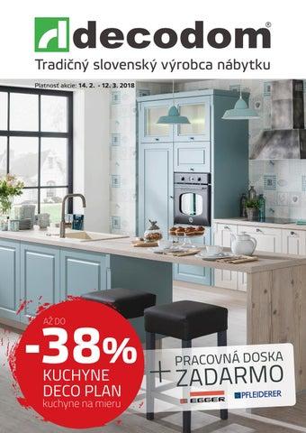 65413b749259 Tradičný slovenský výrobca nábytku Platnosť akcie  14. 2. - 12. 3. 2018