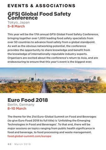Food & Drink Franchise - February 2018 by FDF World - issuu