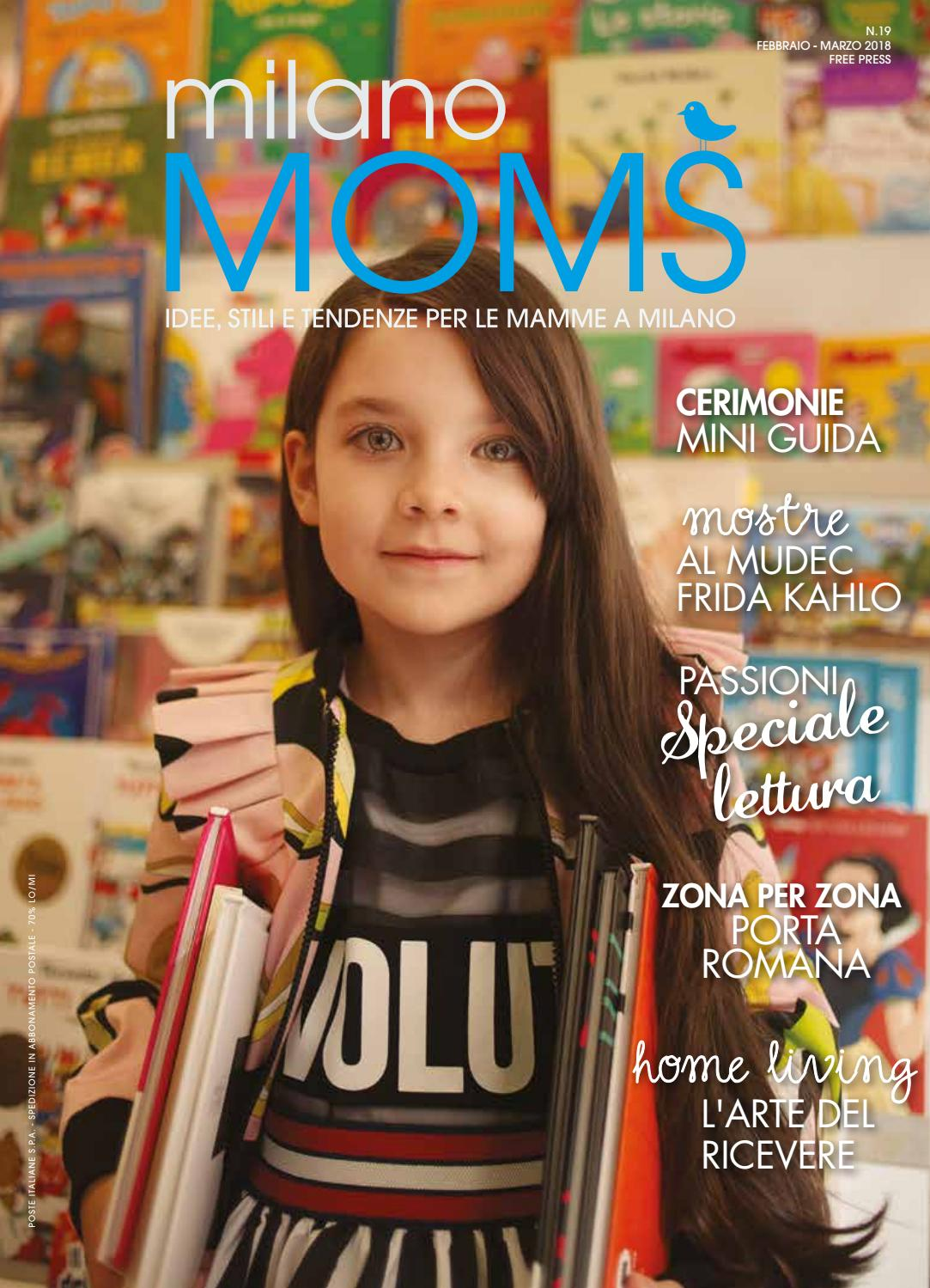 Milano MOMS n.19 - 2018 by milanoMOMS - issuu aa444827a7d