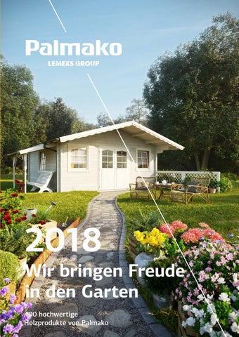 Palmako Garden House Catalogue 2018, GER By Palmako AS   Issuu