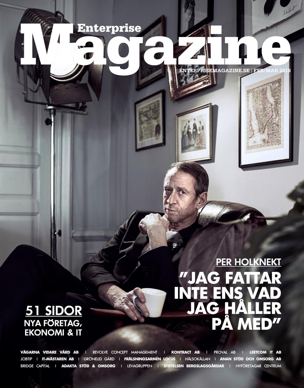 Enterprise magazine feb mar 2018 by RDS Förlag - issuu 2e46d3a32a28a