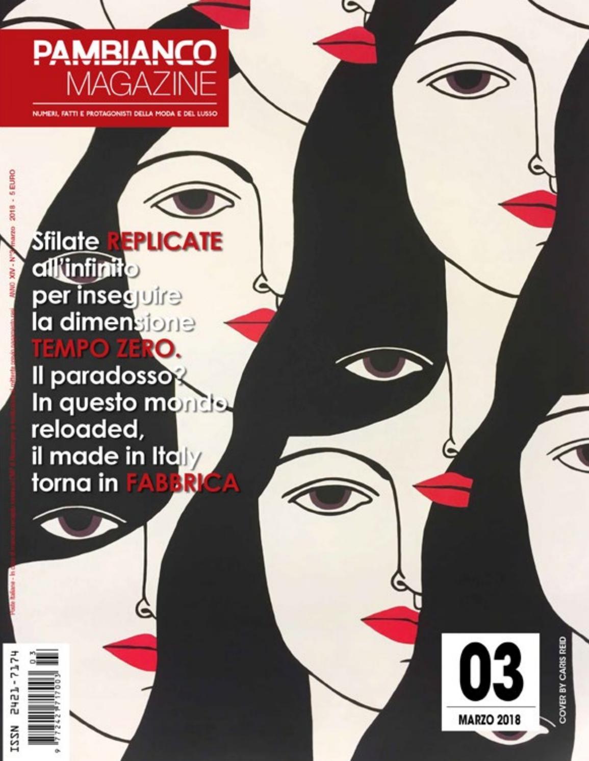 Pambiancomagazine 3 XIV by Pambianconews - issuu d572738d0fd