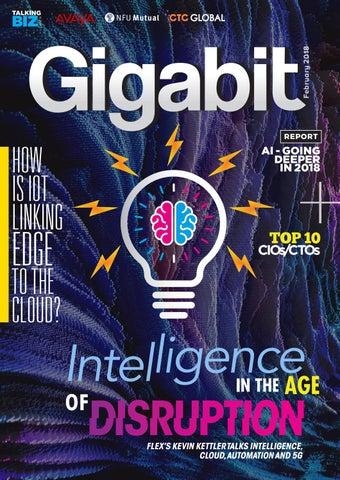 May 2018 Magazine Edition | GigaBit