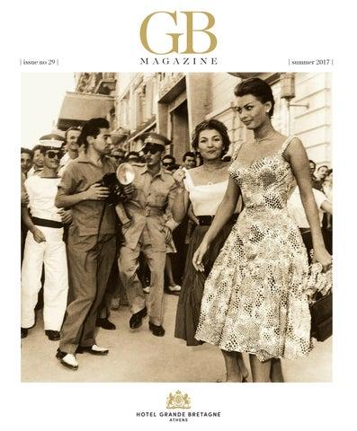 cf4d2cf23c8d GΒ Magazine - Summer 2017 by Hotel Grande Bretagne