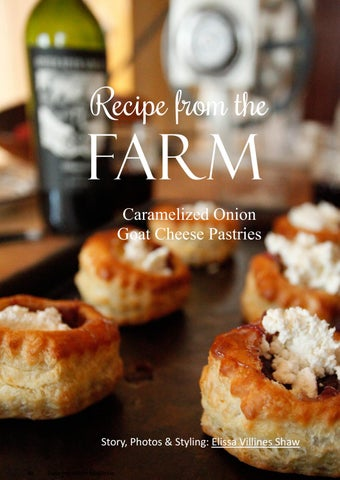 Page 46 of Recipe from the Farm by Elissa Villines Shaw
