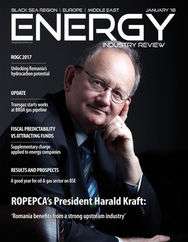 Energy Industry Review January 2018 by Energy Industry