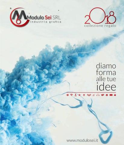 edcc605b01 5 111 modulo sei collezione regalo 2018 ita by Eventi Progetti ...