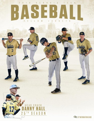 b3197c433 2018 Georgia Tech Baseball Information Guide by GTAthletics - issuu