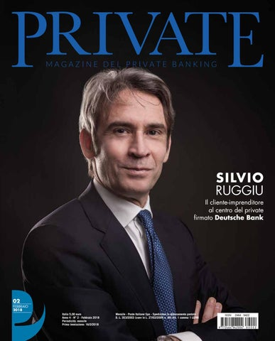 PRIVATE 02 - SILVIO RUGGIU by Blue Financial Communication - issuu 17a34d27b74