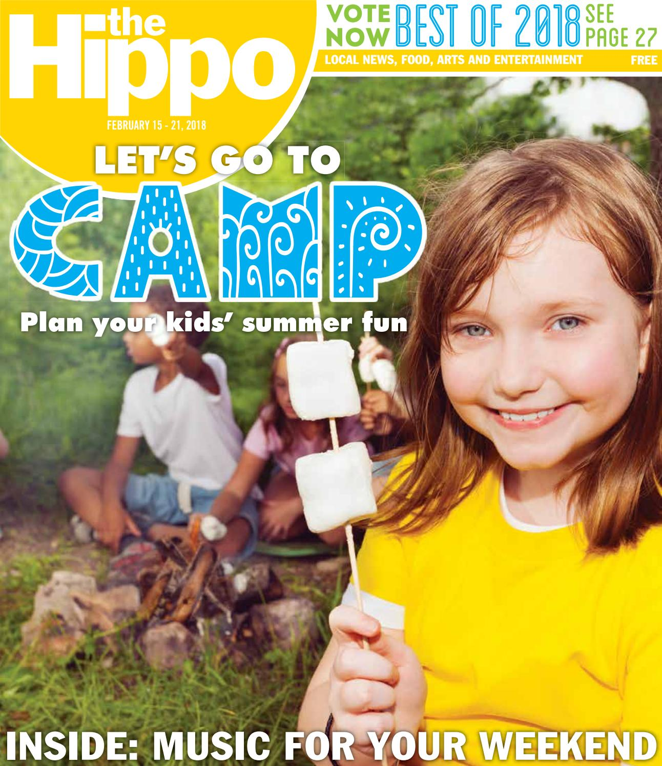 Hippo 2 15 18 by The Hippo issuu