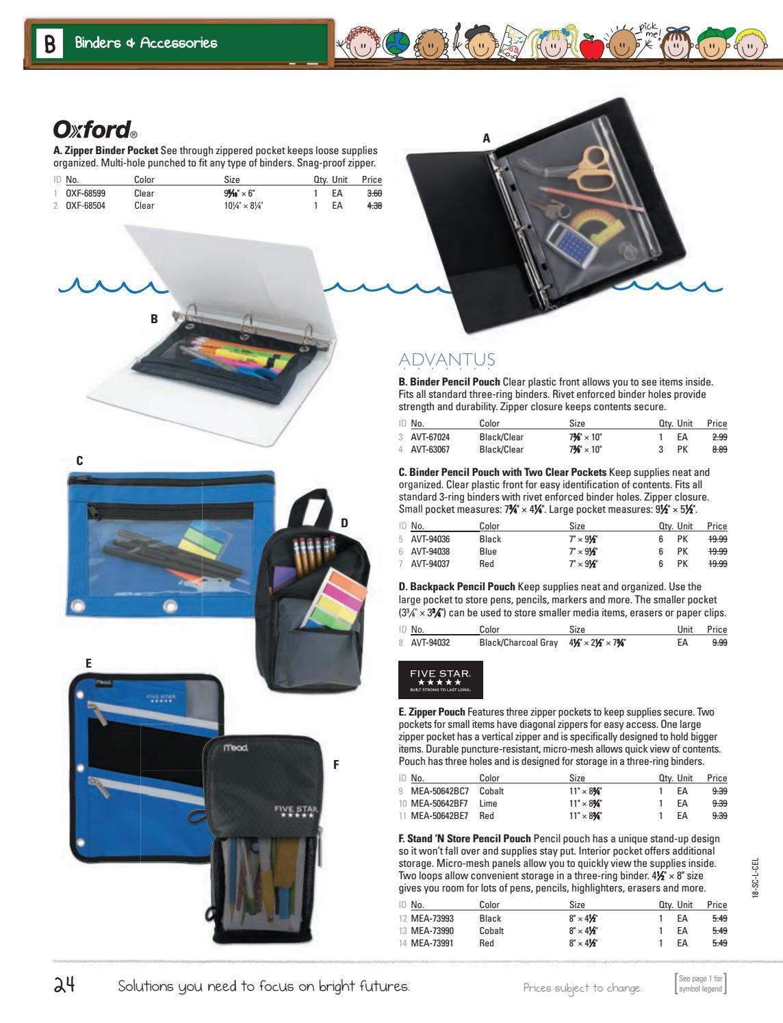2018 Classroom Essentials by Pay-LESS Office Products - issuu