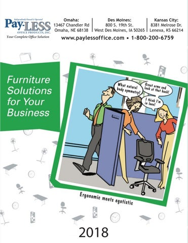 2018 furniture solutionspay-less office products - issuu