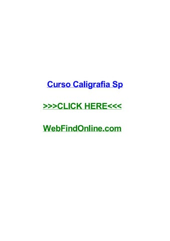 d1225a0c00a6e Curso Caligrafia Sp Curso caligrafia sp Kentucky download powerpoint viewer  2010 direito do consumidor juros cartão de crédito apresentação de trabalho  ...